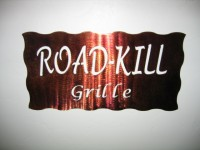 Road Kill Grille Sign - Product Image