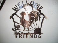 Welcome Friends - Product Image