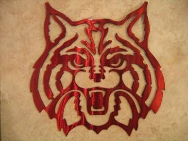 Wilbur Wildcat/Red - Product Image